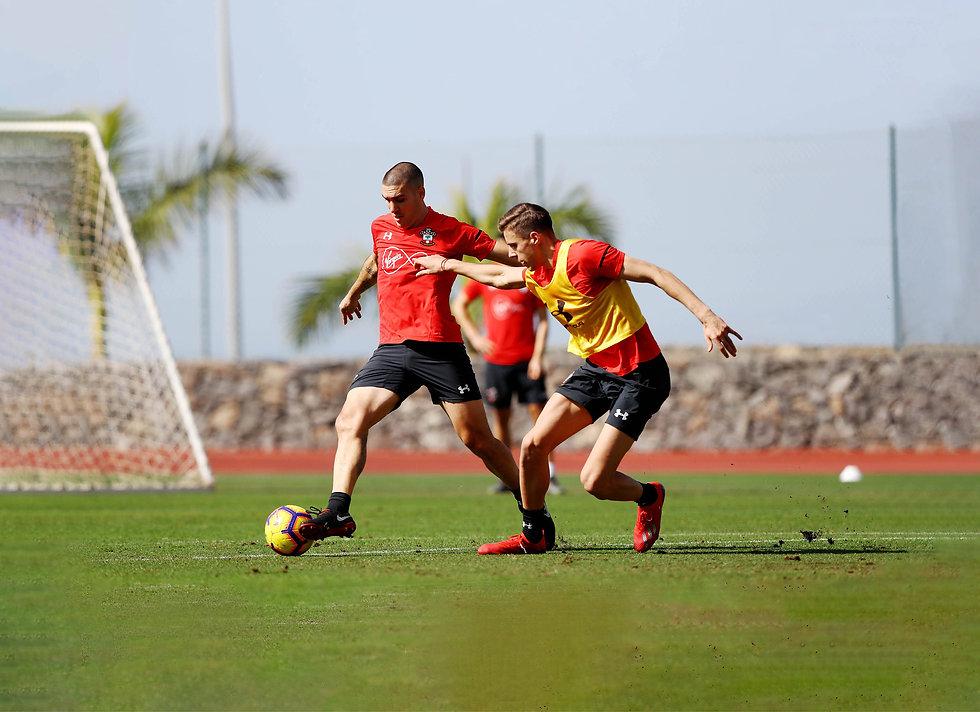 Training-Facilities-Southampton-Tenerife