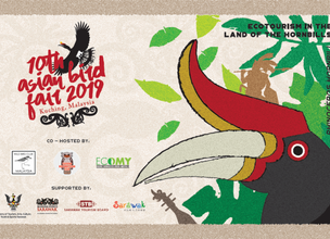 10TH ASIAN BIRD FAIR 2019, September 27, 2019 - September 30, 2019
