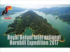 Royal Belum International Hornbill Expedition 2017