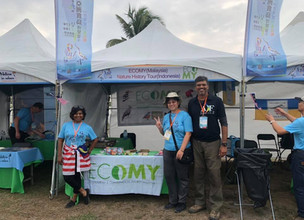 ECOMY TAKE PART IN YEAR'S ASIA BIRD FAIR #9