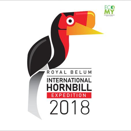 ROYAL BELUM INTERNATIONAL HORNBILL EXPEDITION 2018