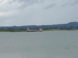 Hemavathi river Backwaters