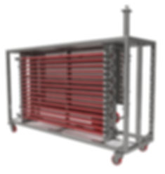 Heated Reactor TBR DN15 (63m) GA Image 1