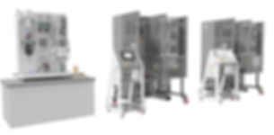 Continuous Filtration & Drying Full Range