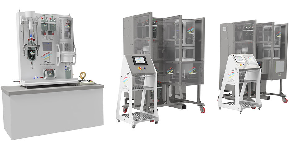 Continuous Filtration & Drying CCF CCFD Full Range