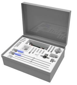 Pocket filter complete carry case