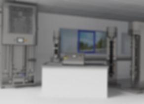 ContinOBR Range ous Oscillatory Baffled Reactors