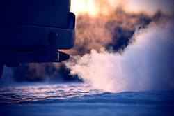 Car emissions...