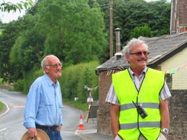 Lovely volunteers