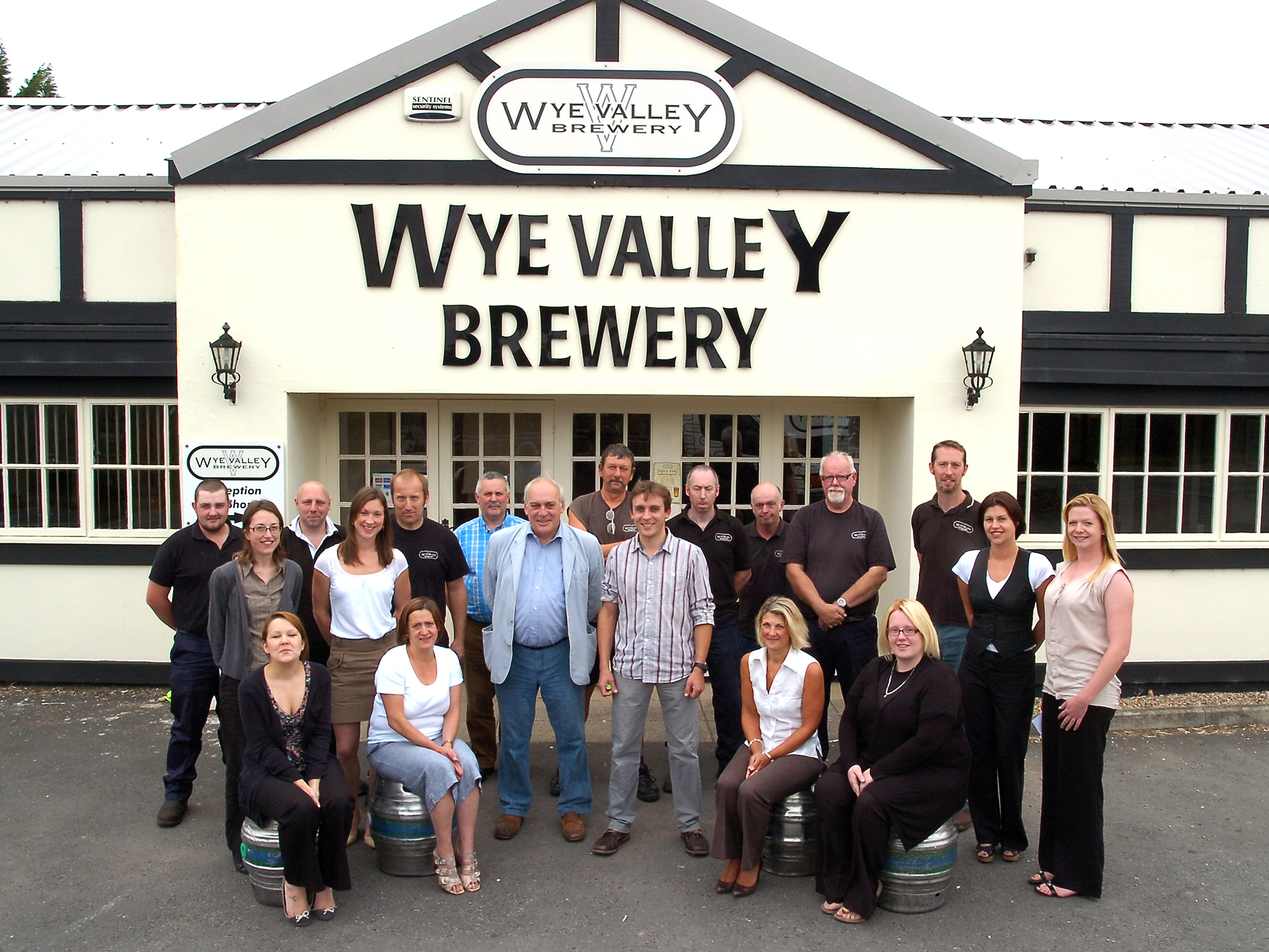 Wye-Valley-Brewery-team