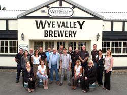Wye-Valley-Brewery-team