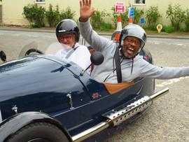 3 wheeler Morgan Rides
