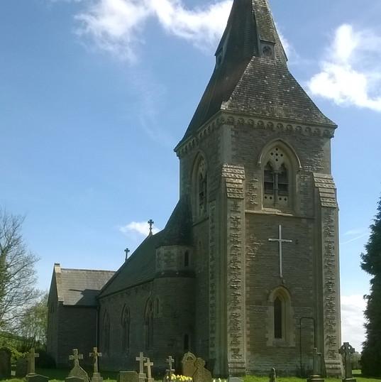 Stoke Lacy Church