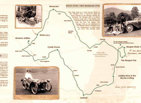 The Morgan Heritage Trail