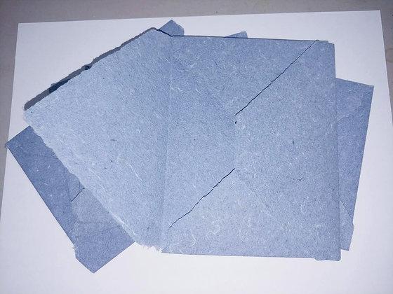 Denim Envelopes - 5 pack