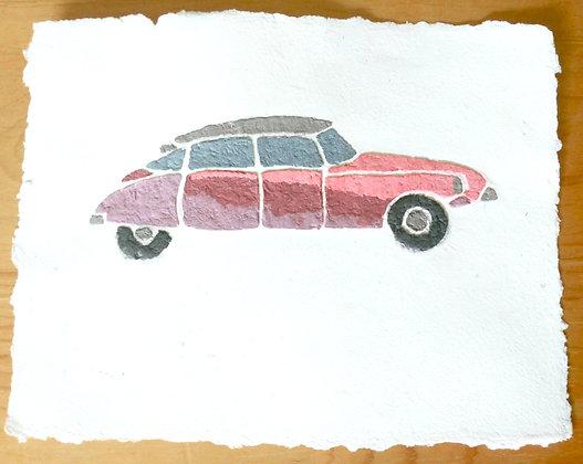 My 1959 Citroën ID-19