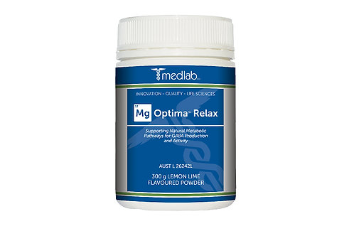 12MG OPTIMA™ RELAX 300G LEMON LIME