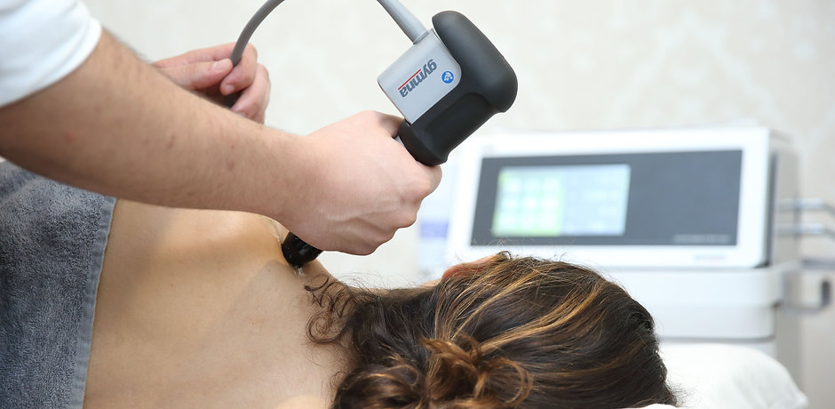 Shockwave therapy for shoulder pain in Physiotherapy | Kinesis Physiotherapy & Wellness Clinic