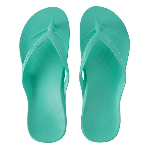 Archies - Arch Support Thongs - Mint