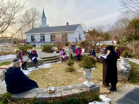 Ash Wednesday Service, 2021