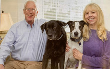 Steve, Sibi, Fergus and Anita during their photo shoot with Devlin Photography.