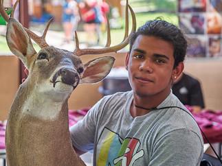 Nate and deer.jpg