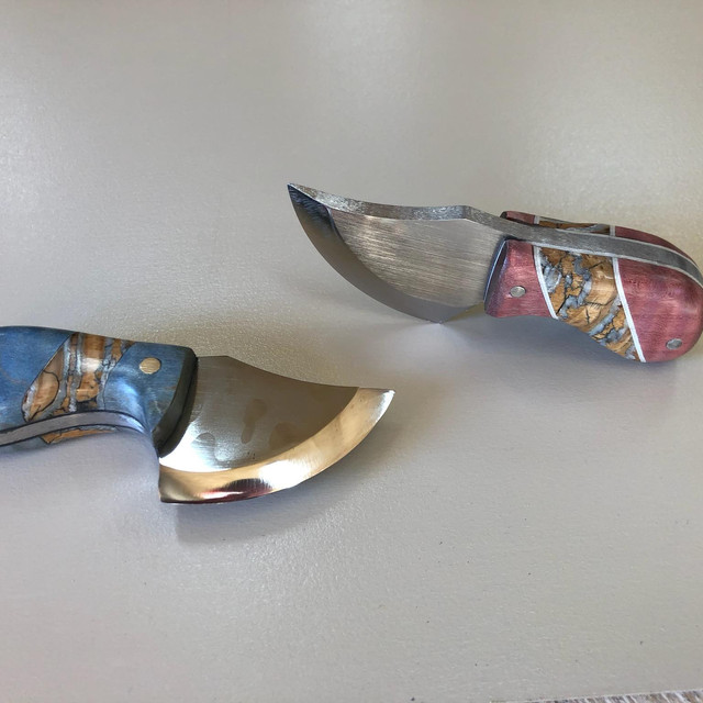 His and Hers skinners mammoth tooth and