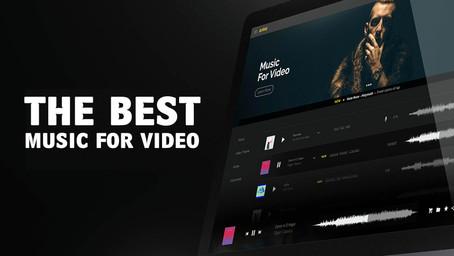 מאגרי מוסיקה מומלצים לעורכי וידאו