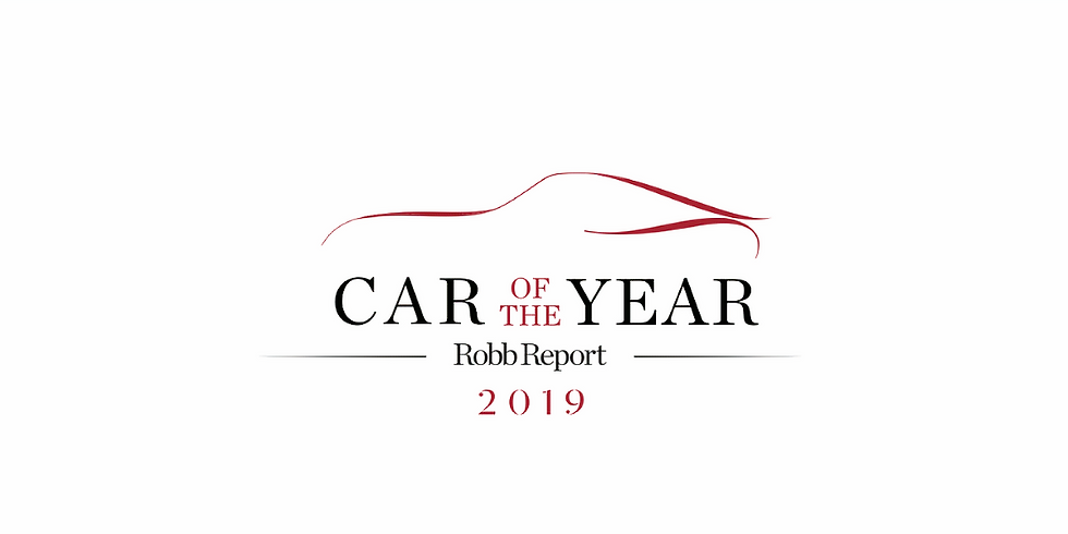 Car of the Year | 2019 | RACA Members Only