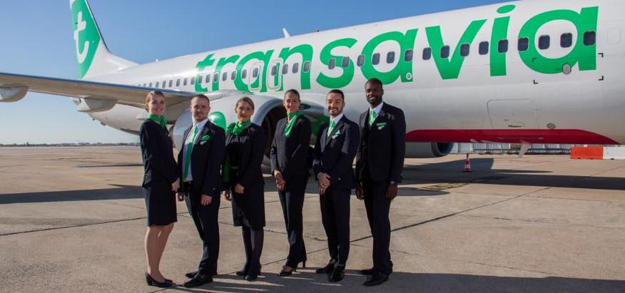 """""""Transavia"""" uzsāks lidojumus no Rīgas uz Parīzi"""
