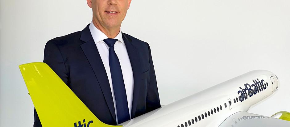 airBaltic prezidenta un izpilddirektora Martina Gausa atklāta vēstule