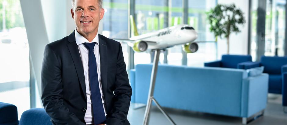 airBaltic prezidents Martins Gauss - mūsu valsti nevar atstāt bez būtiskas savienojamības