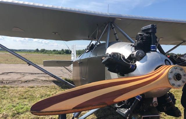 Latvijas aviācijas svētkiem – 100