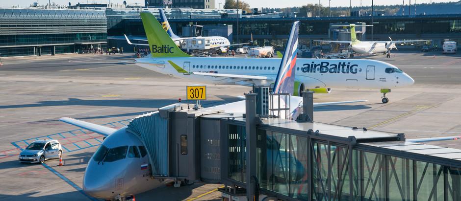 Lidostu darbinieku arodbiedrības atklāta vēstule par nepieciešamību glābt aviācijas nozari