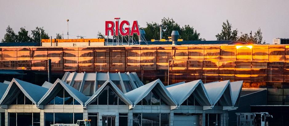"""Lidosta """"Rīga"""" gadu noslēdz ar 10,5% pasažieru skaita pieaugumu"""