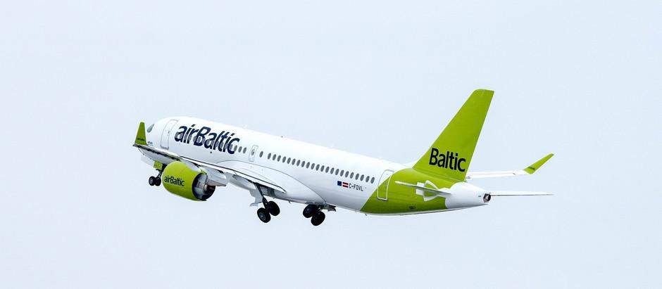 airBaltic akcionāri atbalsta uzņēmuma nākotnes izaugsmi
