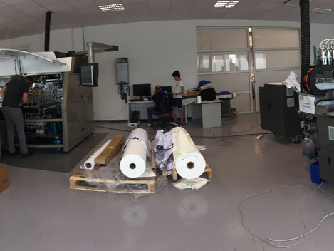 ALEPH LaFORTE - A NEW PLAYER IN THE PROFESSIONAL DIGITAL PRINTING MARKET FOR TEXTILE, JULY,2017