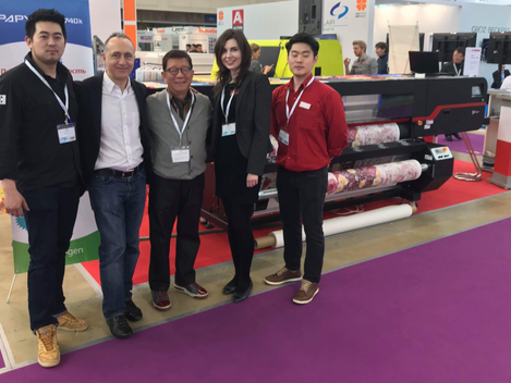TEXTILE MACHINERY TRADE SHOW IN MOSCOW «INLEGMASH - 2018». TRENDS OF THE TEXTILE MARKET IN RUSSIA.