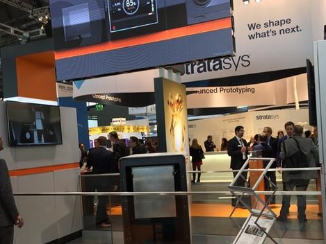 Trade Show Formnext 2016, November 15-18, Frankfurt am Main, Germany