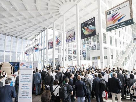 FESPA GLOBAL PRINT EXPO 2018. TRENDS. INVESTMENTS.