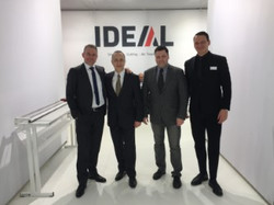 Meeting with IDEAL Management