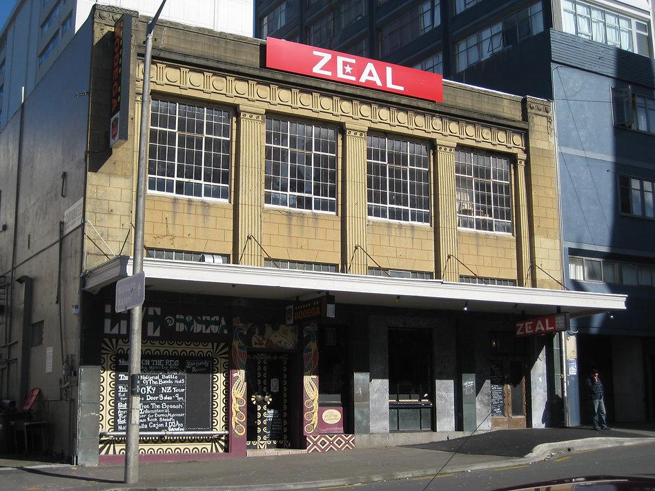 Zeal Wellington