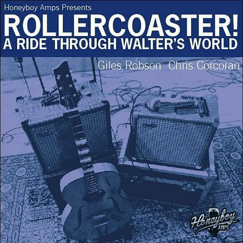 Giles Robson & Chris Corcoran | Rollercoaster