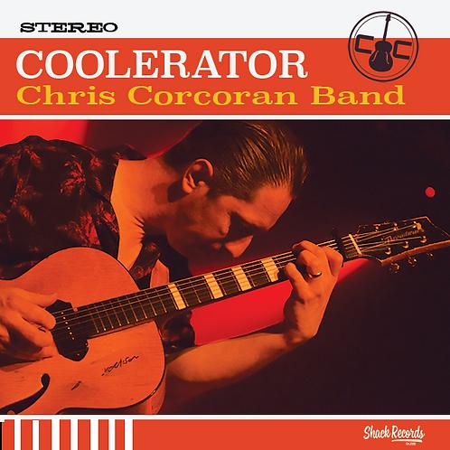 Chris Corocoran Band | Coolerator (CD)