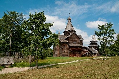 Тур «Великий Новгород-Старая Русса», 2 дня/1 ночь