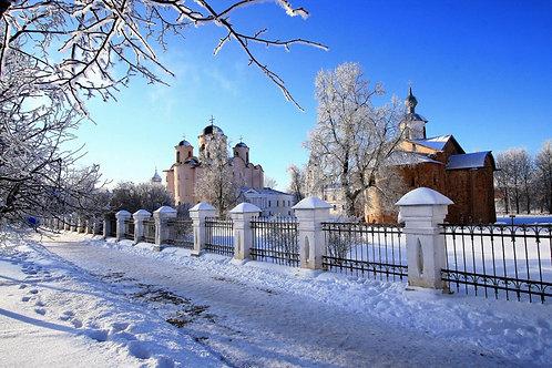 Однодневные программы для школьников по Великому Новгороду