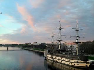 Путешествие в Великий Новгород