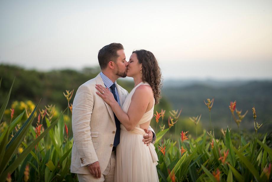 Villa Paraiso Wedding in Tamarindo, Costa Rica || Staci and Ben