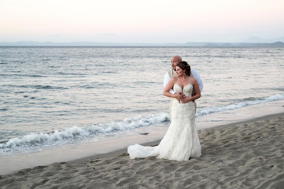 Costa Rica Destination Wedding || Kristine & Ed