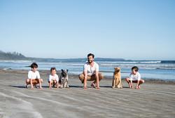 family photographer Tofino